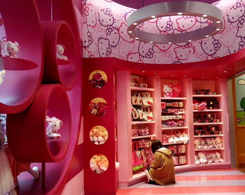universal studios japan hello kitty boutique