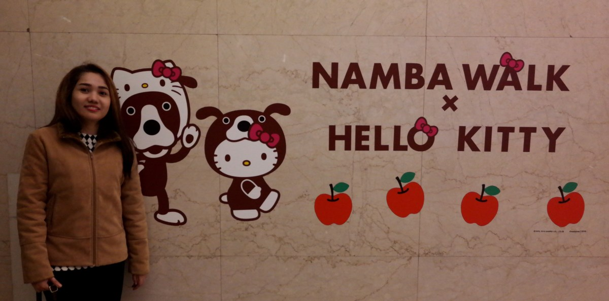 Hello Kitty-ing inJapan