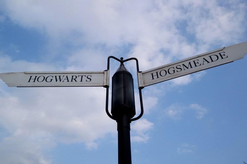 The Wizarding World of Harry Potter at Universal Studios Japan hogwarts or hogsmeade