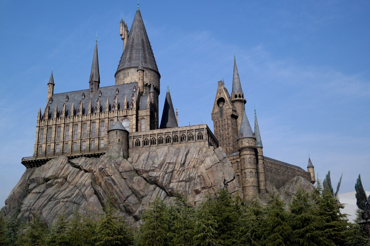 The Wizarding World of Harry Potter at Universal StudiosJapan