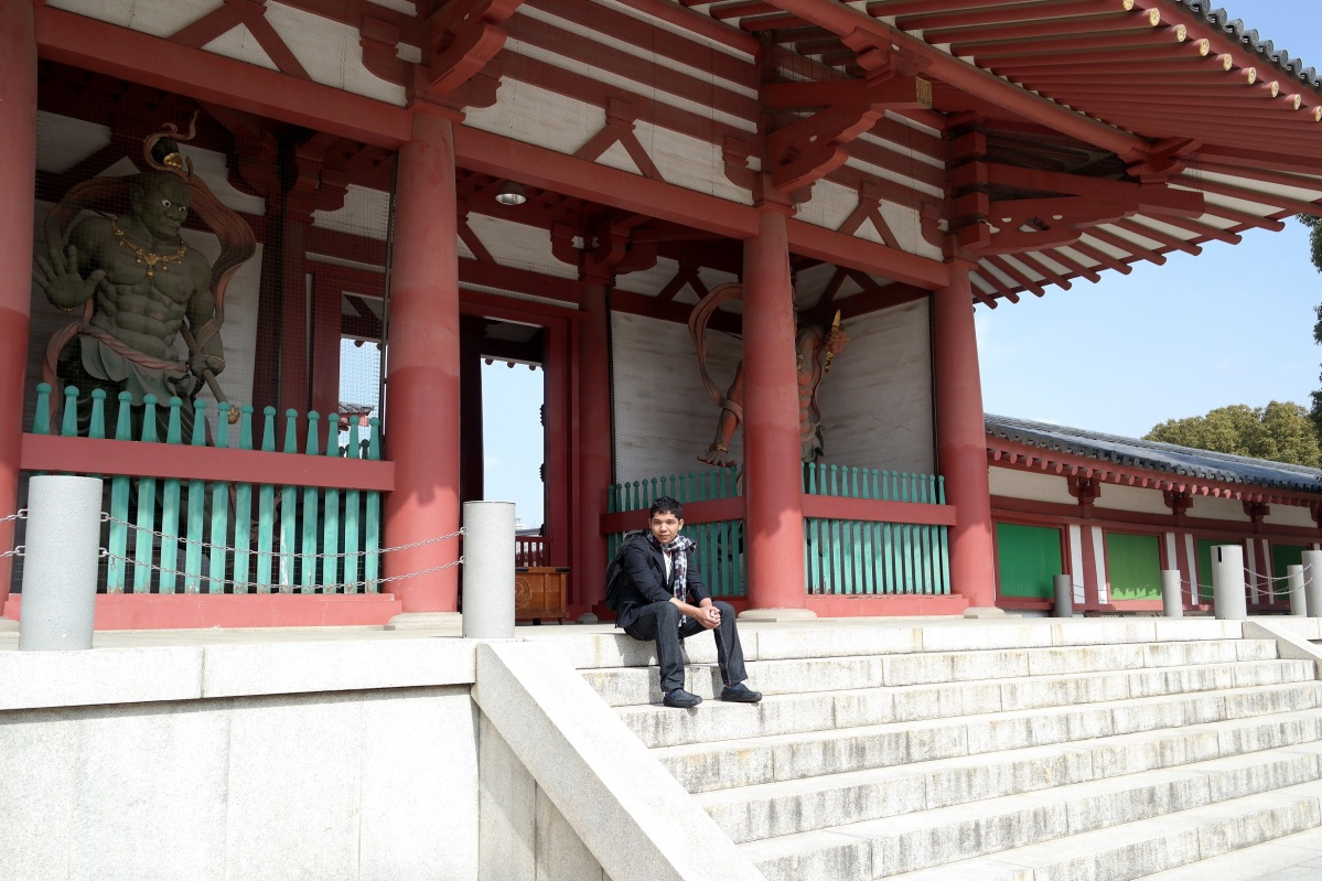 Shitenno-ji Temple : The Oldest Temple inJapan