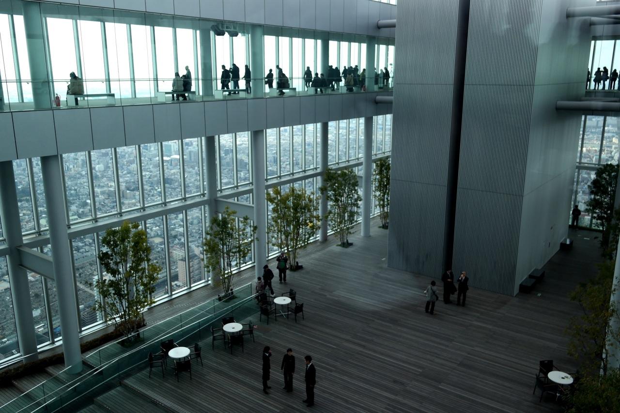 abeno harukas sky garden