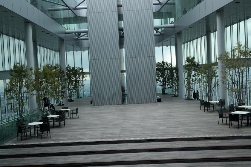 abeno harukas 60th floor