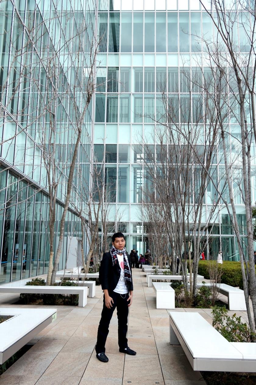abeno harukas 16th floor