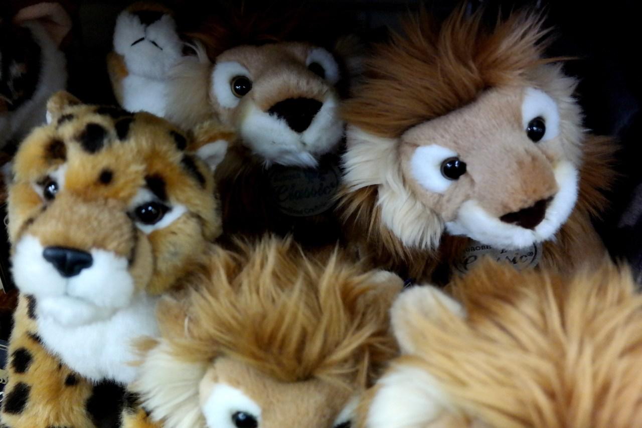 tennoji zoo souvenir shop