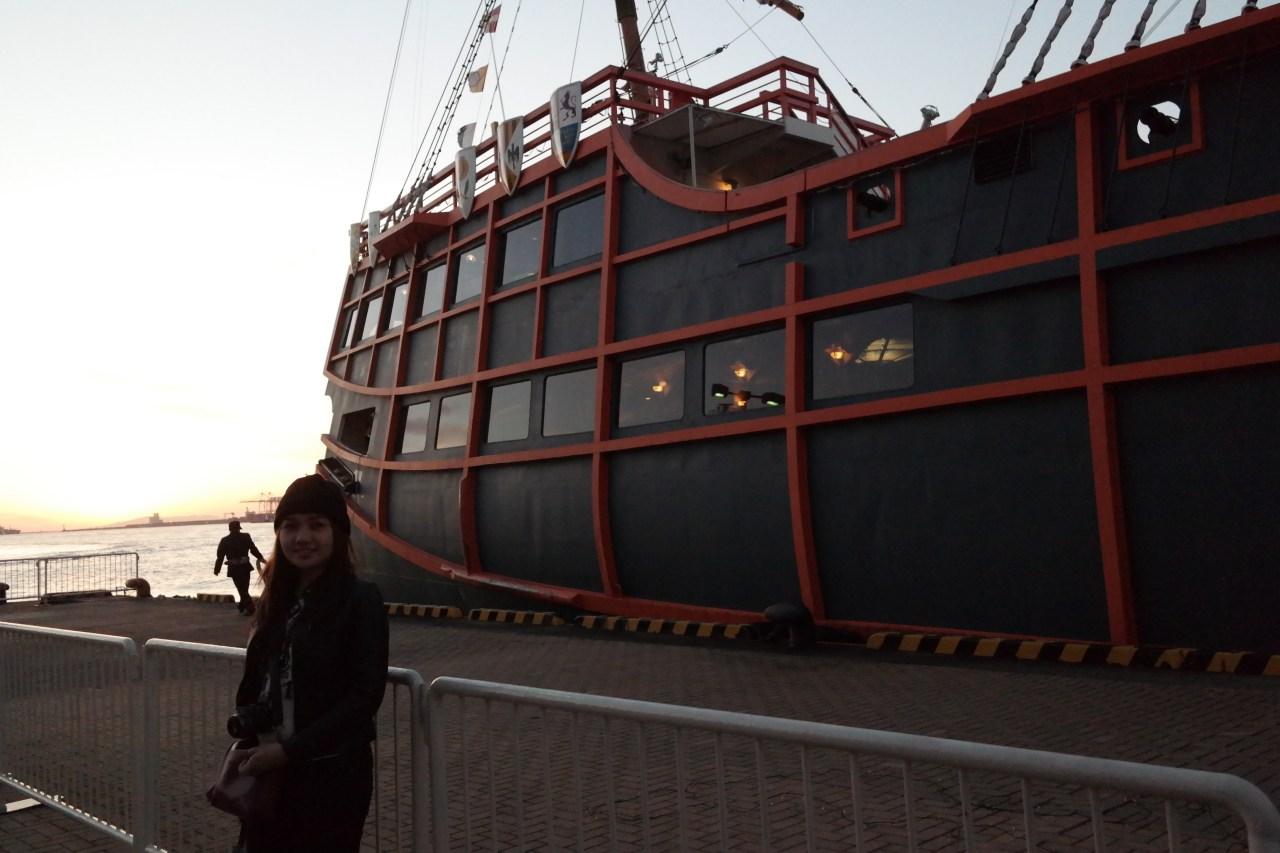 santa maria cruise ship