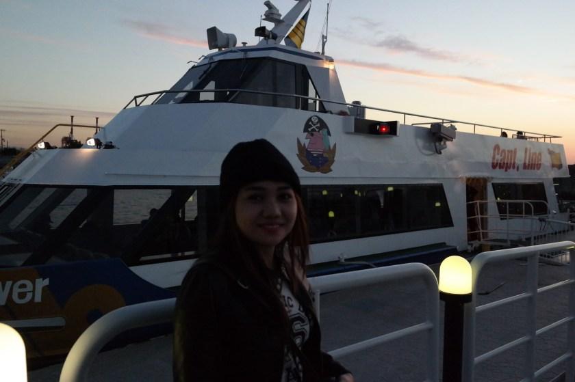 captain line cruise