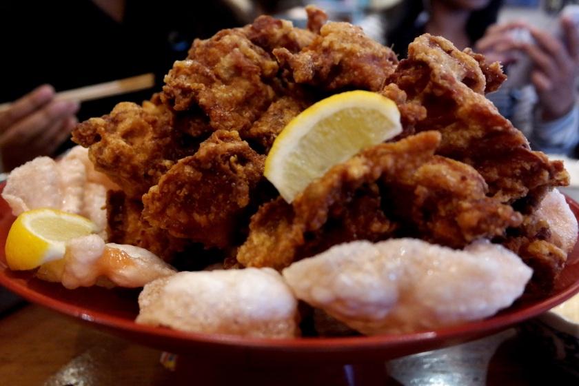 fried chicken japan