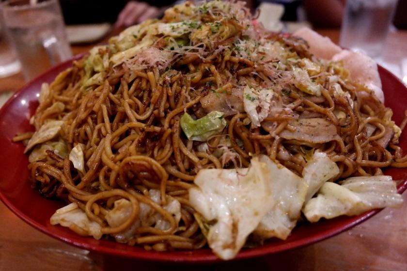 pancit japan noodles
