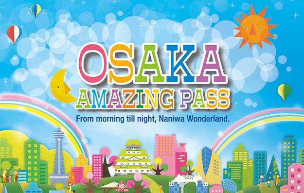 Amazing Osaka Pass