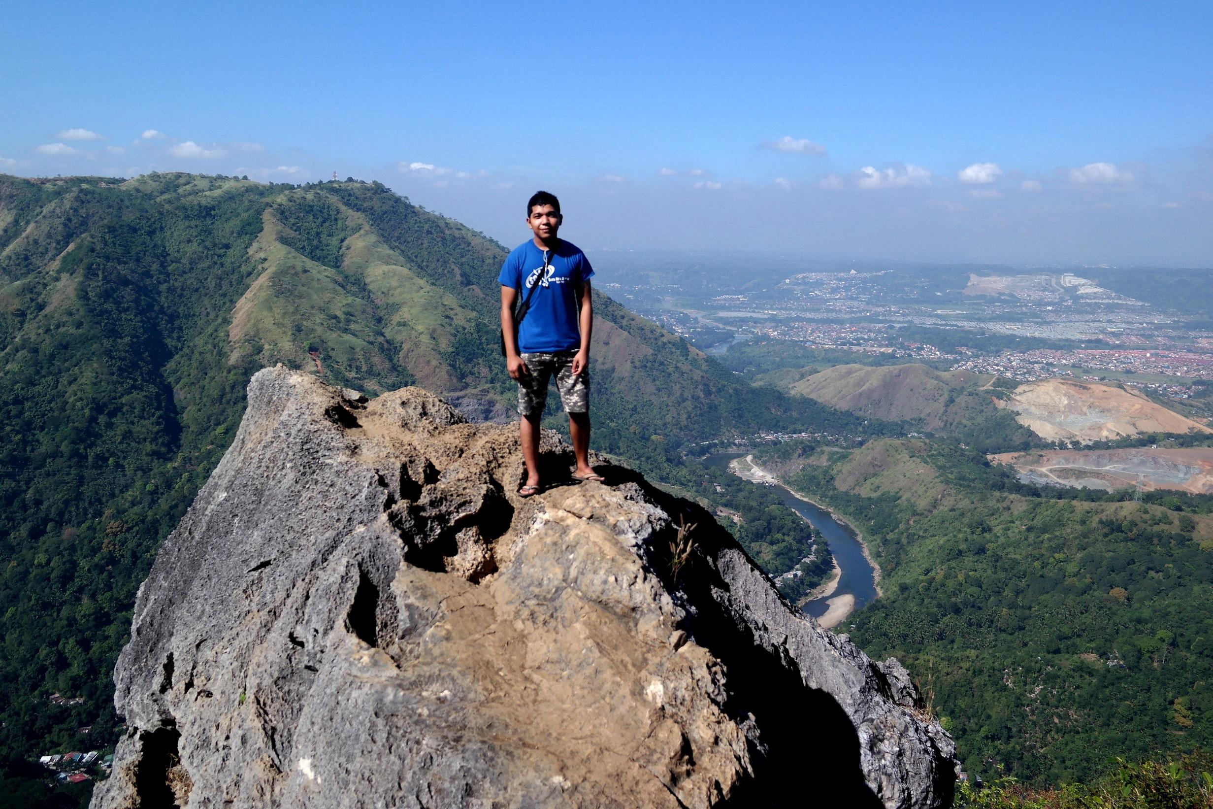 mt pamitinan peak