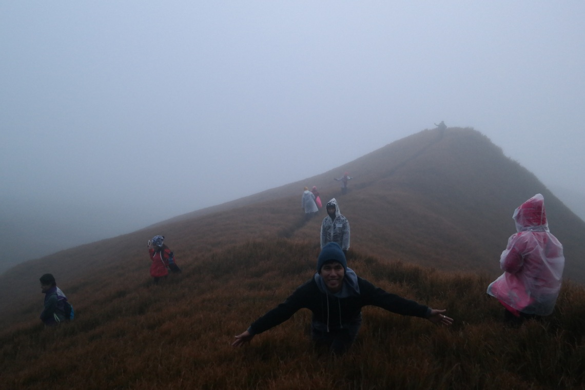 Mt Pulag The Playground Of The Gods I M On My Way To You
