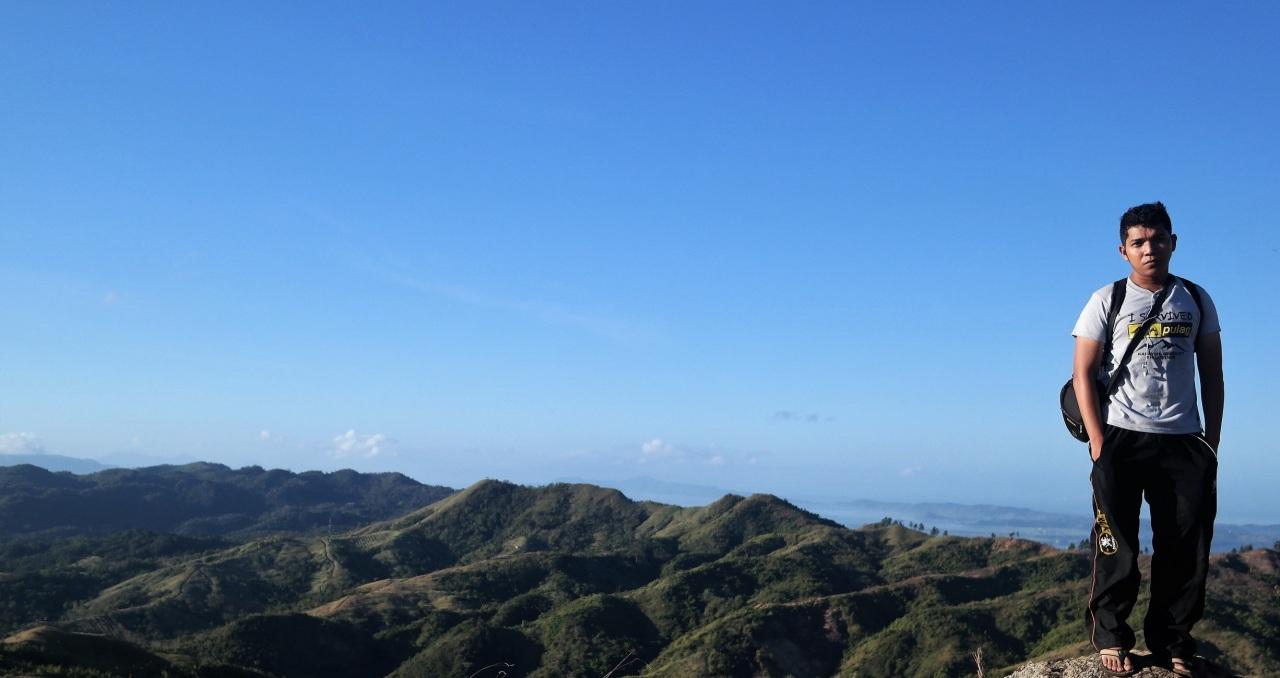 Mt. Batolusong – Embrace Me Under the BigSky