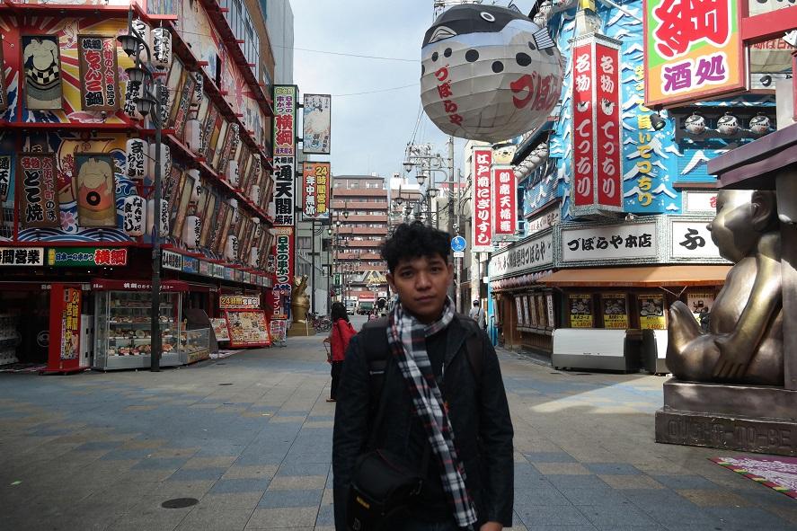 Osaka, Japan – 7 Days for Less Than25k