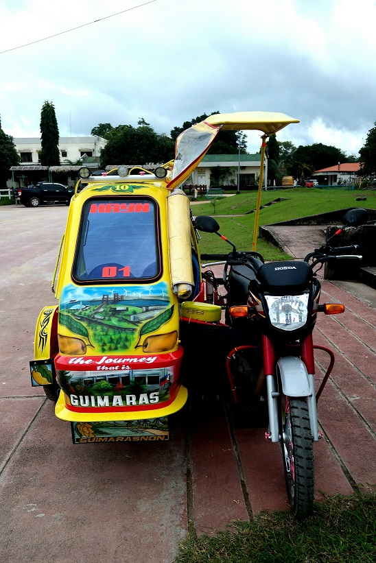guimaras tricycle