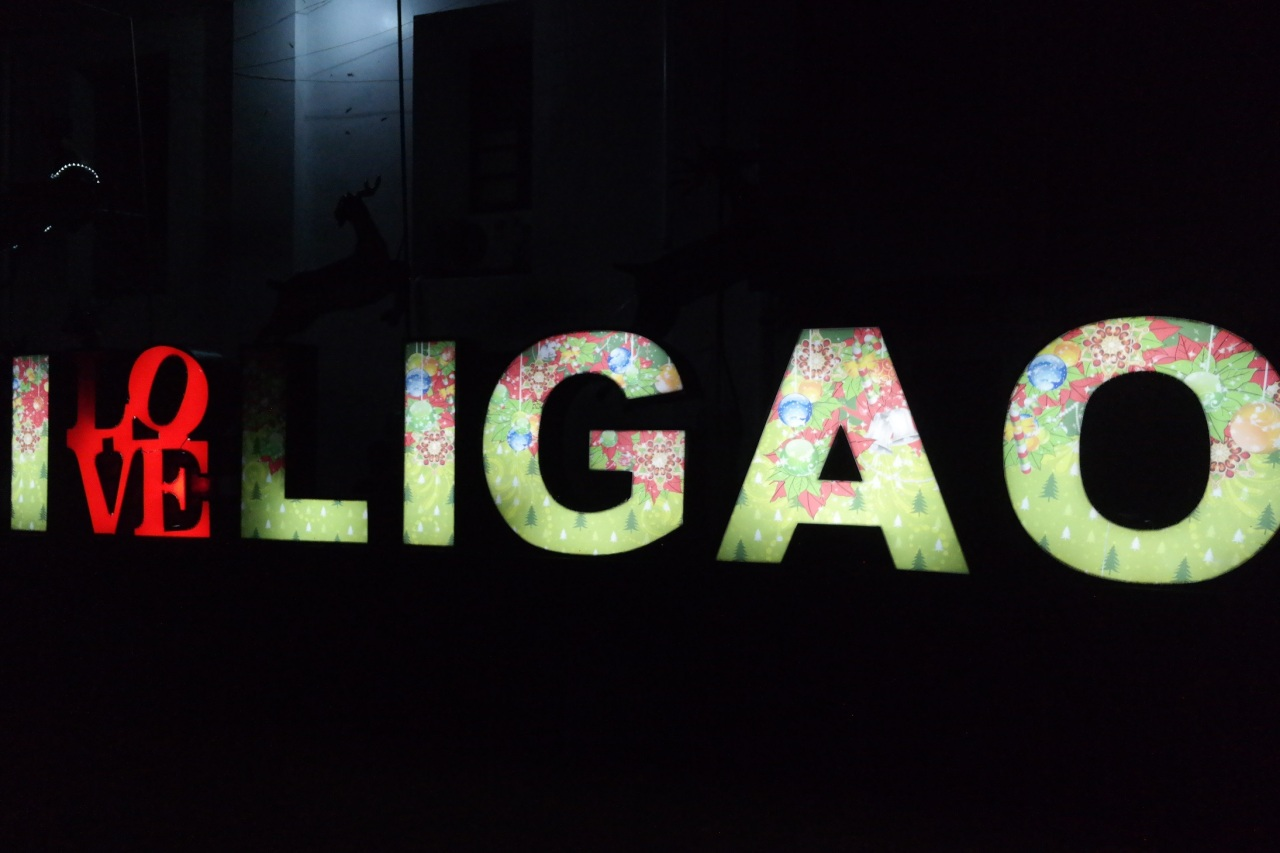 Ligao City – There is no place likehome…