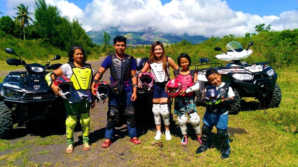 Mayon ATV Ride – Get Up Close and Personal with MayonVolcano!