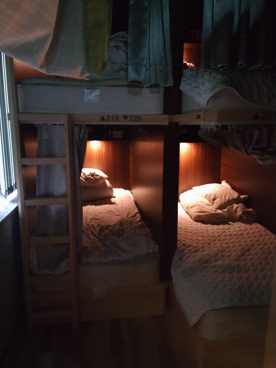 Hostel EAST57 ASAKUSABASHI (10)