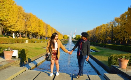 Tokyo Itinerary Showa Kinen Park