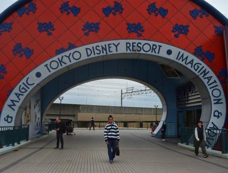 Tokyo Itinerary Disneyland