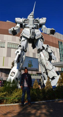 Tokyo Itinerary Gundam