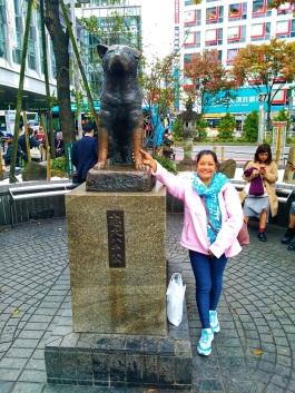 Tokyo Itinerary Hachiko