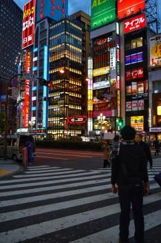 Tokyo Itinerary Shinjuku