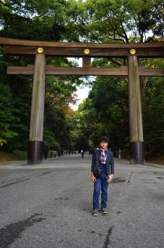 Tokyo Itinerary Meiji Shrine