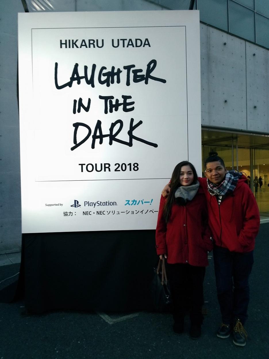 Utada Hikaru – Laughter in the Dark Tour2018