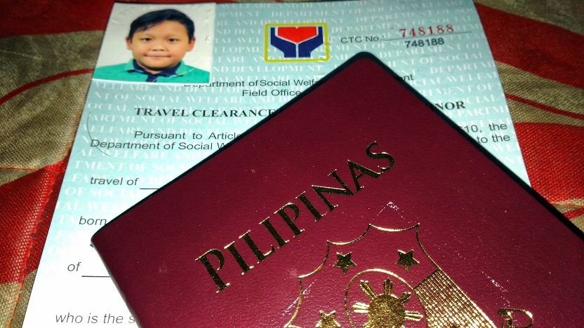 How to Get DSWD Travel Certificate for FilipinoMinors?
