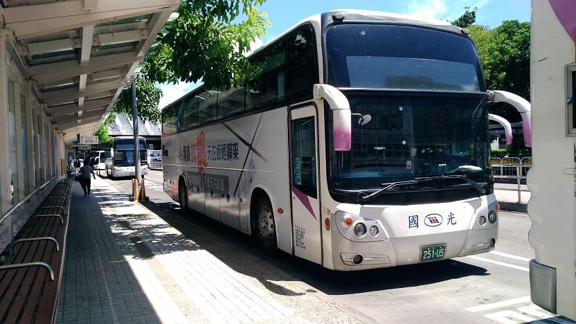 Taoyuan Airport to Taipei City by Bus (7)