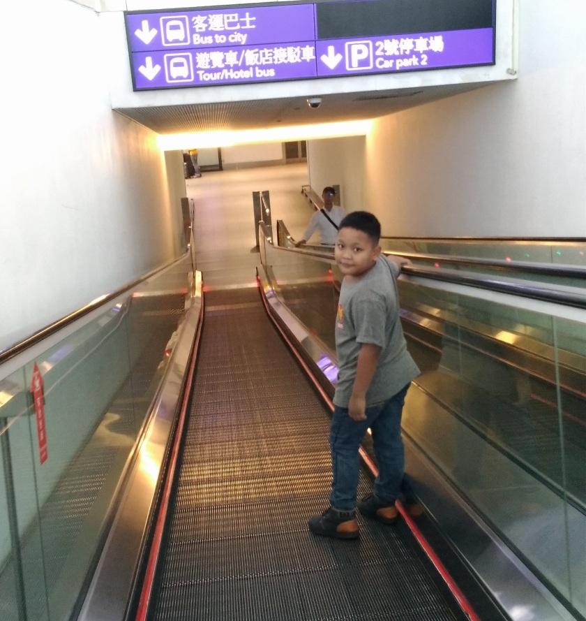Taoyuan Airport to Taipei City by Bus
