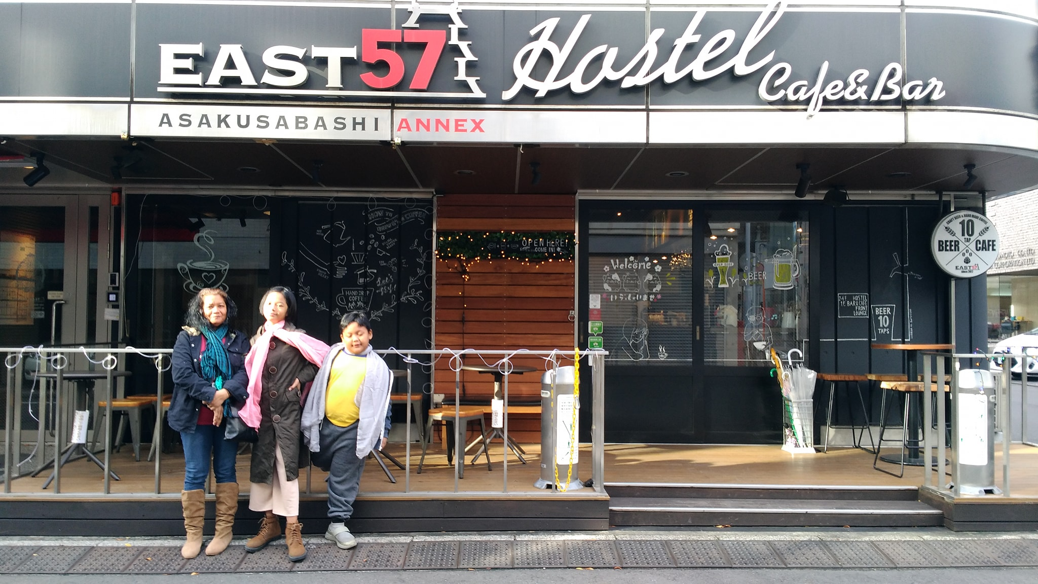Hostel East57