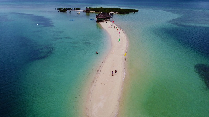 Buntod Reef Marine Sanctuary & Sandbar