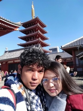 Tokyo Itinerary Asakusa