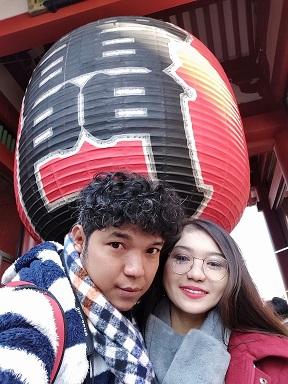 Tokyo Itinerary Senso-ji Temple