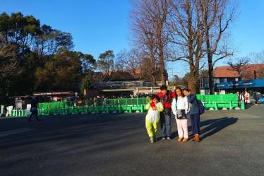 Tokyo Itinerary Ueno Zoo