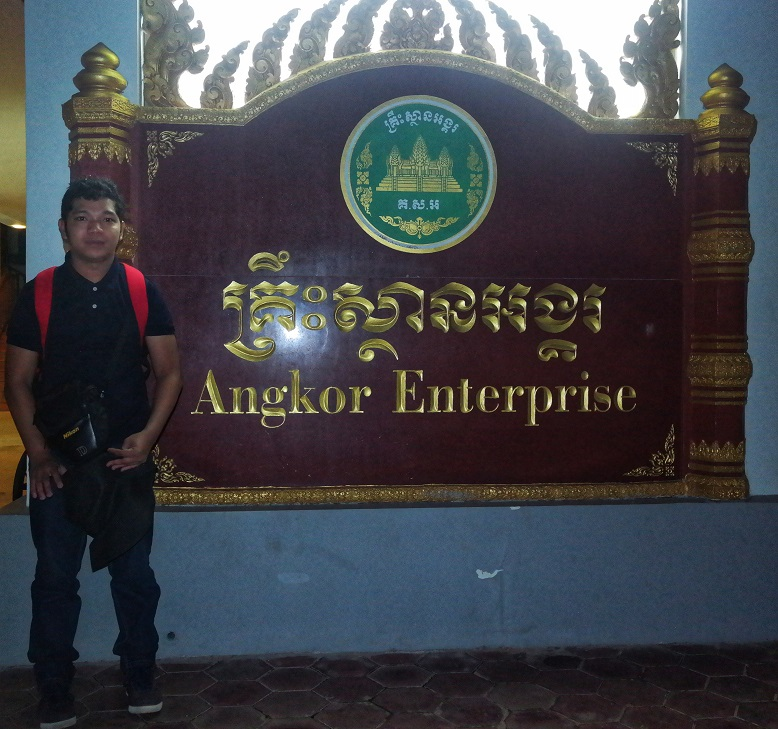 Backpacking Indochina