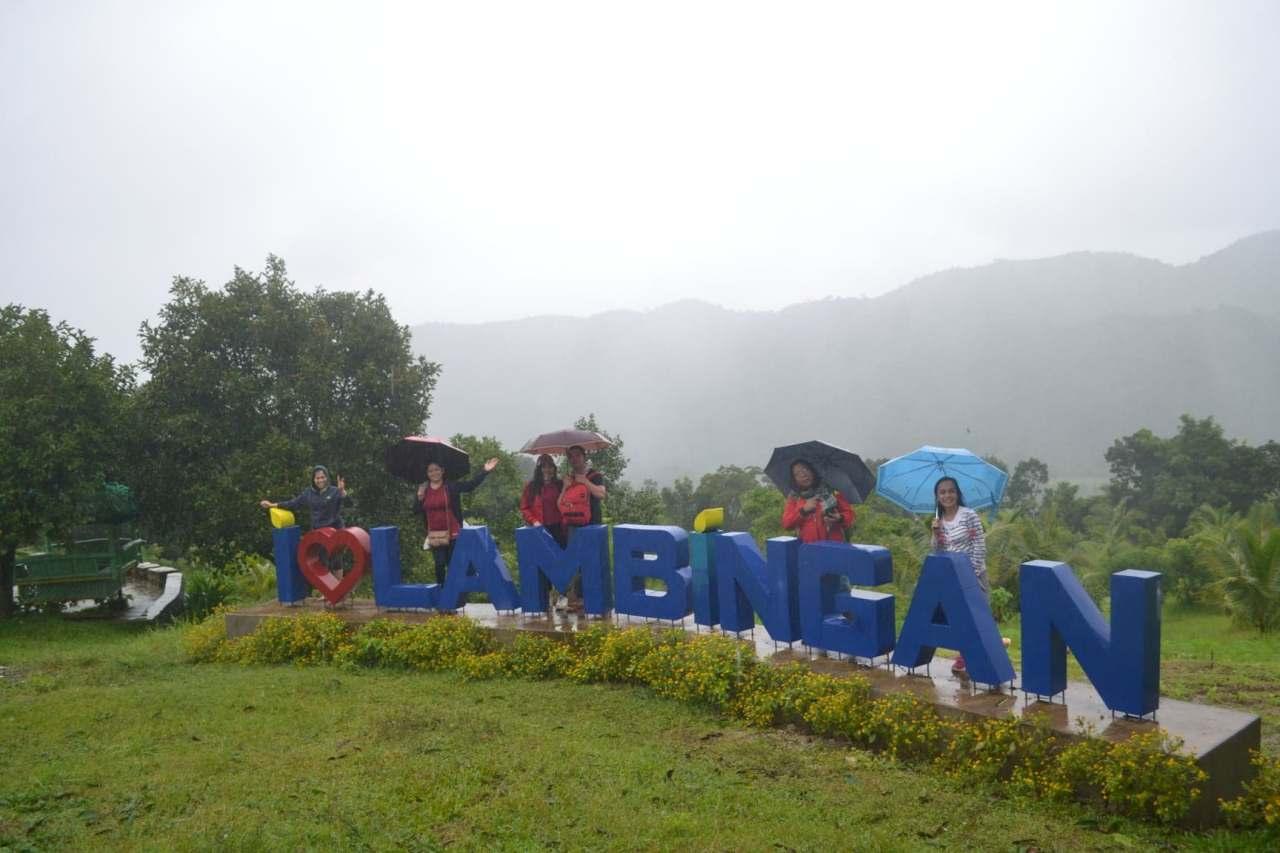 Camping at Lambingan Hills, Tanay,Rizal
